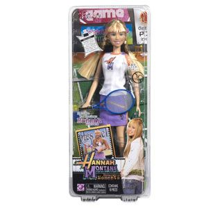 Hannah Montana Memorable Moments Hannah Doll