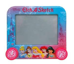 Disney Princess Pocket Etch A Sketch