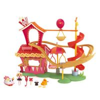 Mini Lalaloopsy Silly Funhouse Park
