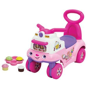 Fisher-Price Sweet Treats Bakery Shop Ride-On