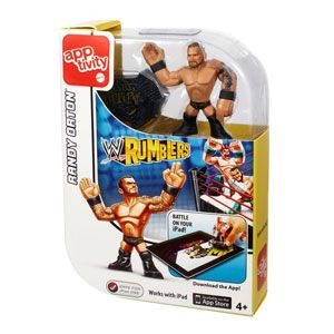 WWE Rumblers Apptivity