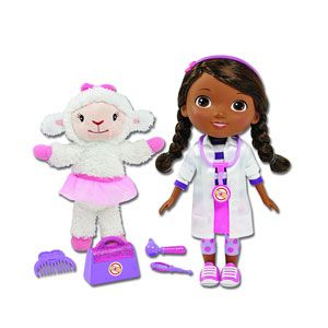 Doc McStuffins Time For Your Checkup Doll