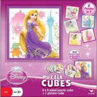 Disney Princess Puzzle Cubes