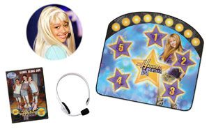 Hannah Montana Learn to Be a Pop Star Dance Mat