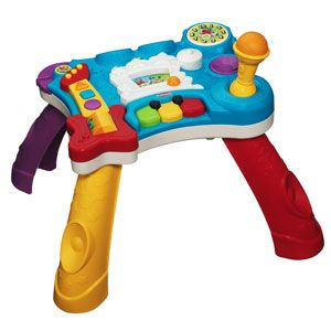 Playskool Rocktivity Sit to Stand Music Skool