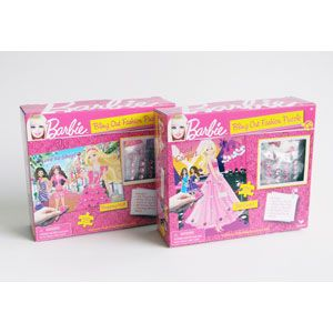 Barbie Bling Out Fashion Puzzle