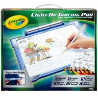 Light-Up Tracing Pad