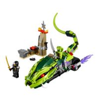 LEGO Ninjago Lasha's Bite Cycle