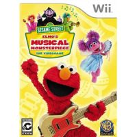 Elmo's Musical Monsterpiece