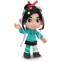 Disney's Wreck-It Ralph Vanellope Von Schweetz Talking Figure