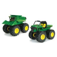 John Deere Shake n Sounds Monster Treads
