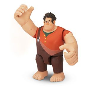 Wreck-It Ralph Talking Figure
