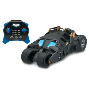 The Dark Knight Rises U-Command Batmobile