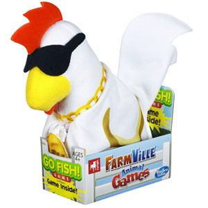 Farmville Animal Games Go Fish