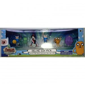 Adventure Time Deluxe Six Pack