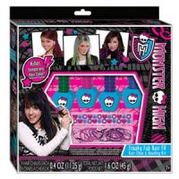 Monster High Freaky Fab Hair FX Hair Chox & Beading Kit
