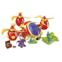 Skylanders Giants Arkeyan Copter Attack