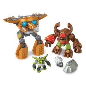 Skylanders Giants Troll Mech Ambush
