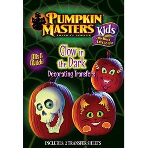 Pumpkin Masters Pumpkin Carving & Decorating Kits