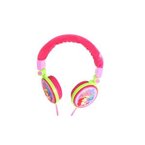 Lalaloopsy and Strawberry Shortcake Multi-Device Stereo Headphones