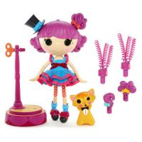Lalaloopsy Silly Hair Star Harmony B. Sharp
