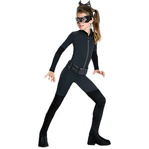 The Dark Knight Rises Child's Catwoman Costume