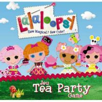 Lalaloopsy Tea Party Game