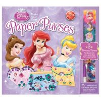 Disney Princess Make Your Own Paper Purses