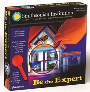 Smithsonian Institute-Be The Expert