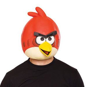 Angry Birds Halloween Costumes & Toys