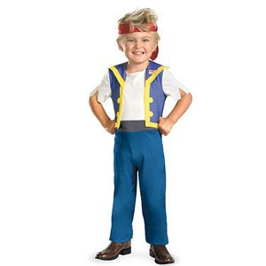 Jake and the Never Land Pirates Jake Classic Costume