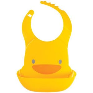 Piyo Piyo Adjustable Waterproof Bib