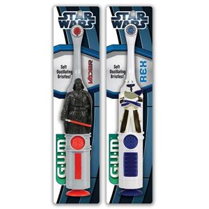 GUM Star Wars Toothbrushes