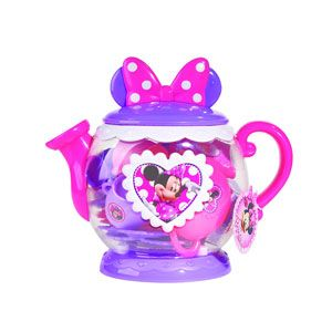 Minnie Mouse Bow-tique Bow-tastic Teapot Playset