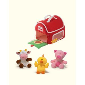 Bright Beginnings Activity Barnyard Set