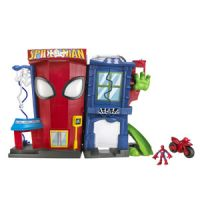 Playskool Heroes Spider-Man Stunt City