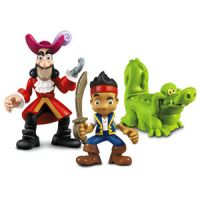 Jake and the Never Land Pirates Jake Poseable Figures