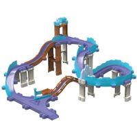 Chuggington Die-Cast Koko's Icy Escapade Action Playset