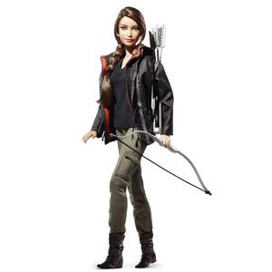 Barbie Hunger Games Katniss Doll