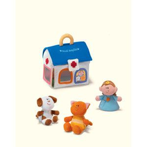 Bright Beginnings Activity Veterinarian Set