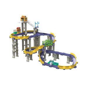 Chuggington Die-Cast Brewster's Big City Adventure Deluxe Action Playset