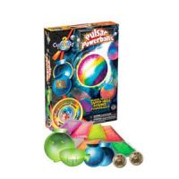 Curiosity Kits Pulsar Powerballs