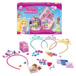 Disney Dazzling Princess Game