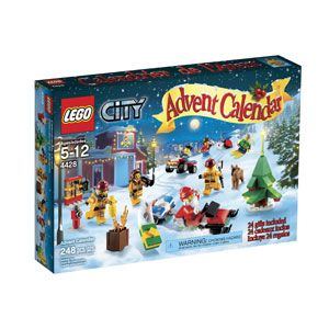 LEGO City 2012 Advent Calendar