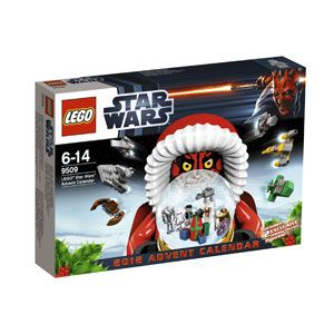 LEGO Star Wars 2012 Advent Calendar
