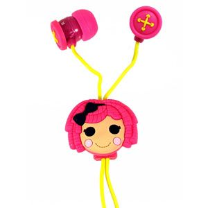 Star Wars, Lalaloopsy, Power Rangers and WWE Earbuds