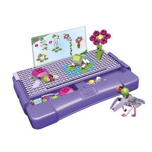 Create n Play Build n Go Pad - Girls