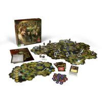 The Hobbit: An Unexpected Journey Adventure Board Game