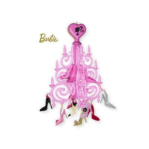 The Shoe Chandelier Barbie Ornament