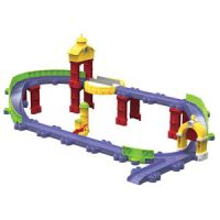 Chuggington Die-Cast Koko's Old Town Playset